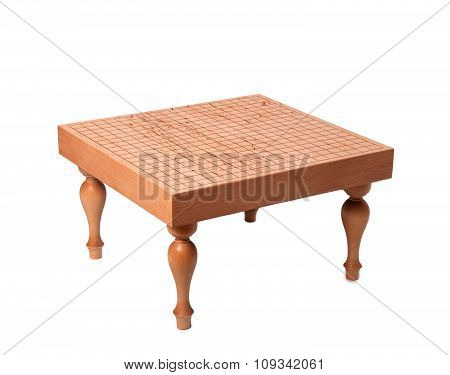 Beautiful Wooden Table For Boardgame