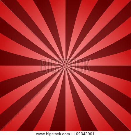Dark red ray background
