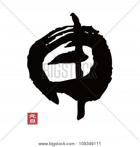 Chinese Zodiac Sign, Monkey