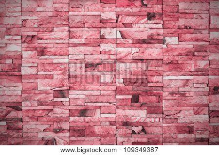 Brick Wall - Vintage Coloe Ton