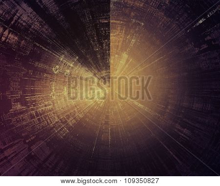 Grunge background or texture for your design. With different color patterns: yellow (beige); brown; purple (violet)