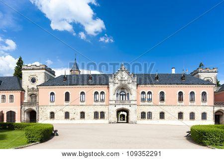 Palace Sychrov, Czech Republic