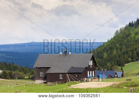 Jizerka, Jizerske Mountains, Czech Republic