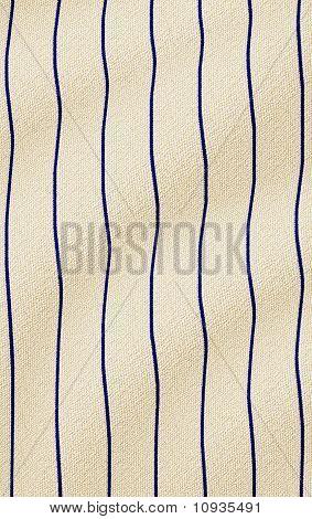 Blue Wrinkled Pinstripes