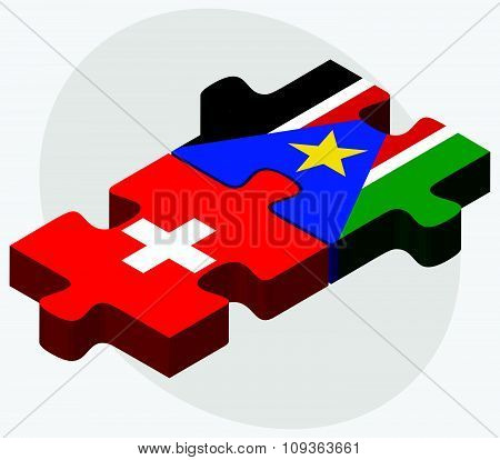 Switzerland And South Sudan