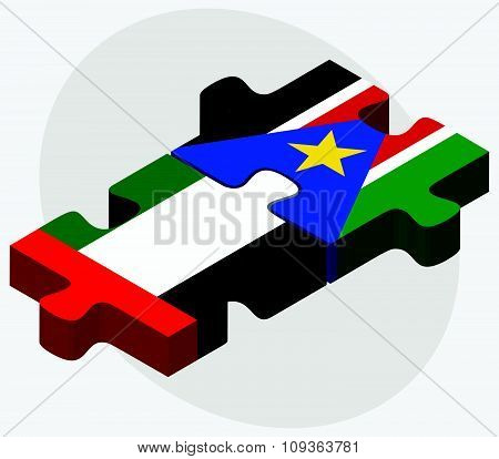 United Arab Emirates And South Sudan