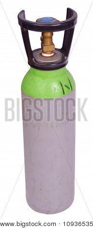 Bottle Of Welding Gas