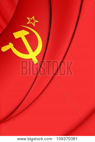 Flag Of The Soviet Union (1923-1955)