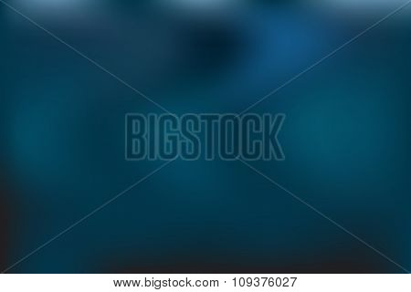 Abstract Blurred Color And Gradient, Vector  Background