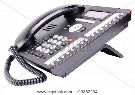 Office Ip Telephone Set Isolated