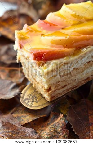 Sweet Pie With Apples