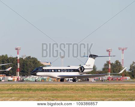Jet Gvi G650 Business Class