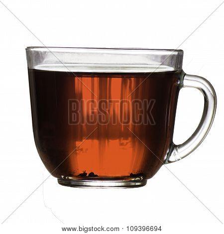 A mug of black tea