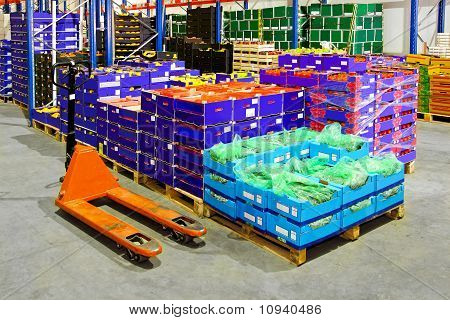 Fruits Warehouse