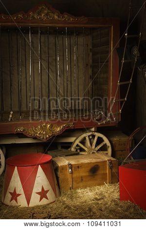 Circus Backstage