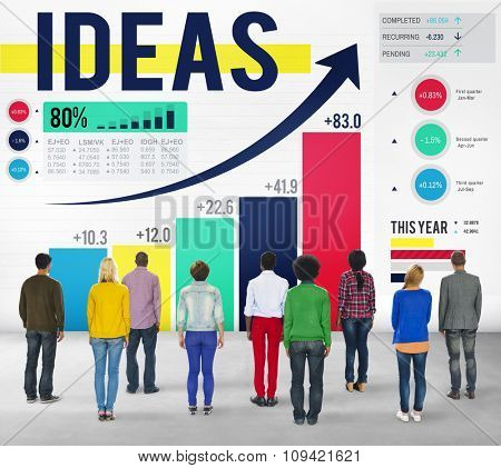Idea Ideas Inspiration Motivation Strategy Imagination Concept