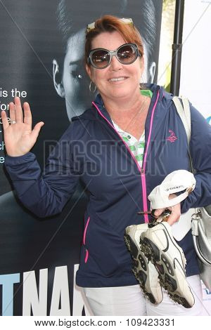 LOS ANGELES - NOV 10:   Kathleen Madiganat the Third Annual Celebrity Golf Classic to Benefit Melanoma Research Foundation at the Lakeside Golf Club on November 10, 2014 in Burbank, CA