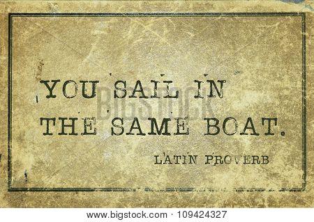 Same Boat Lp