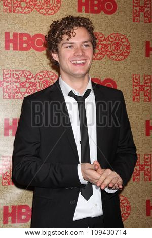 LOS ANGELES - JAN 12:  Finn Jones at the HBO 2014 Golden Globe Party at the Beverly Hilton Hotel on January 12, 2014 in Beverly Hills, CA