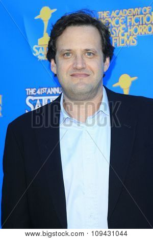 LOS ANGELES - JUN 25:  Andrew Kreisberg at the 41st Annual Saturn Awards Arrivals at the The Castaways on June 25, 2015 in Burbank, CA