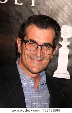 LOS ANGELES - AUG 13:  Ty Burrell at the HFPA Hosts Annual Grants Banquet - Arrivals at the Beverly Wilshire Hotel on August 13, 2015 in Beverly Hills, CA