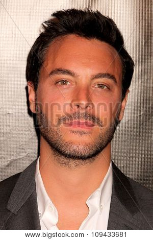LOS ANGELES - AUG 13:  Jack Huston at the HFPA Hosts Annual Grants Banquet - Arrivals at the Beverly Wilshire Hotel on August 13, 2015 in Beverly Hills, CA