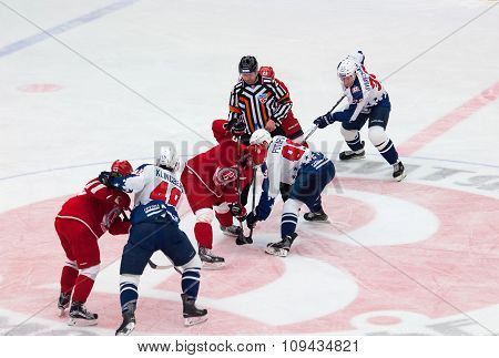 A. Potapov (89) On Face-off