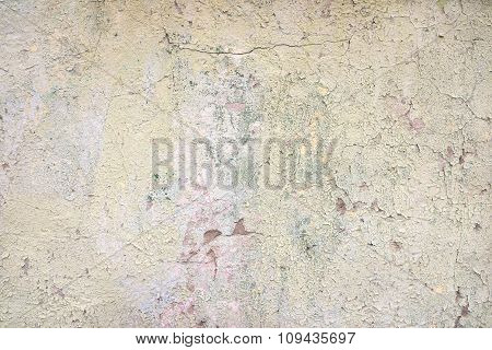 Vintage Or Grungy White Background Of Natural Cement Or Stone Old Texture As A Retro Pattern Layout.