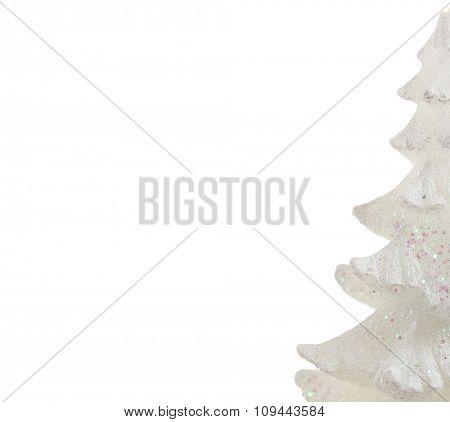 Christmas tree , Merry christmas card.