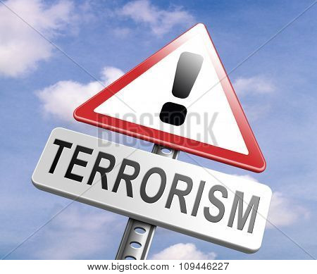 stop terrorism war on terror no terrorist attacks
