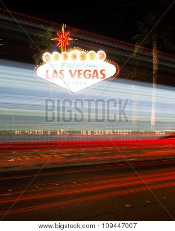 Welcome To Las Vegas Boulevard Strip Roadside Attraction