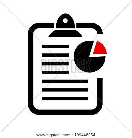 Report vector icon