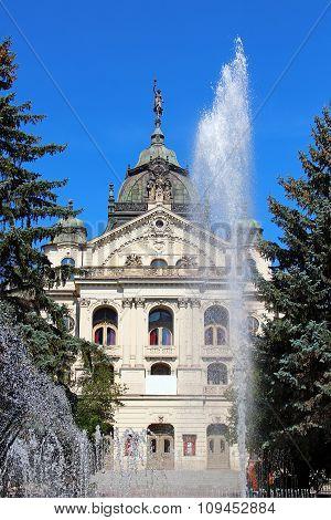 Kosice State Theatre, Slovakia