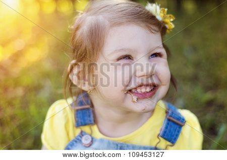 Cute Litte Girl