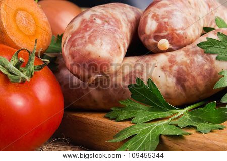 Sausages For Frying