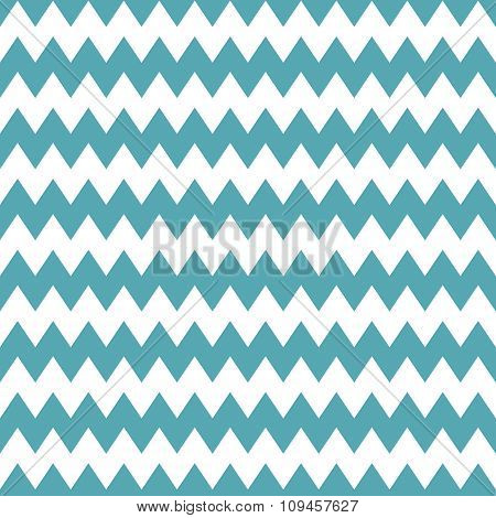 Tile zig zag chevron vector pattern