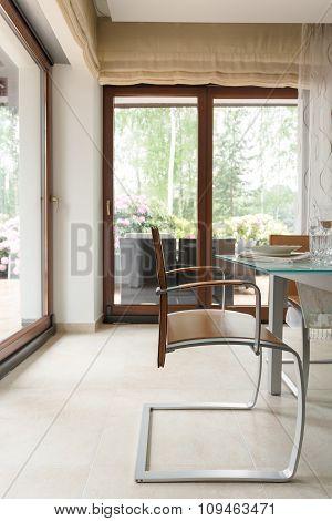 Chair In Modern Design