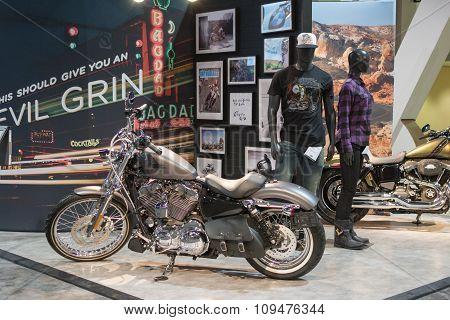 Harley Davidson Seventy-two