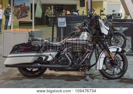 Harley-davidson  Flhxs - Street Glide  Special