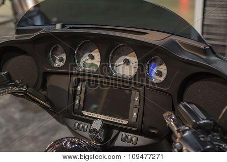 Harley Davidson Dash