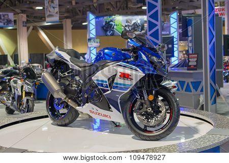 Suzuki Gsx R