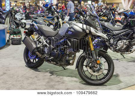 Suzuki Vstrom 1000 Abs Adventure