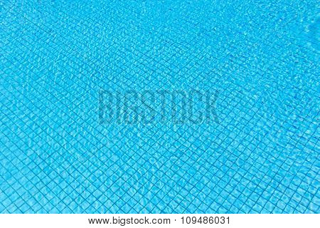 Water In Swimming Pool