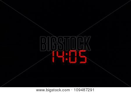 Digital Watch 14:05