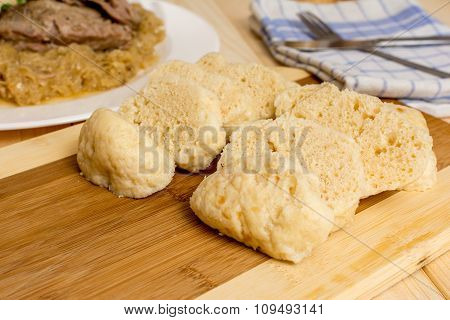 Dumpling Cabbage Pork