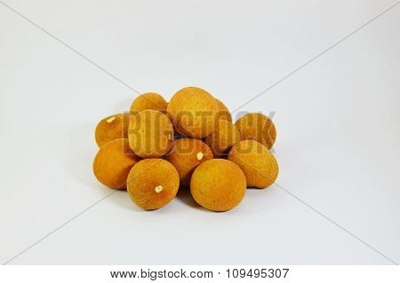 Longan fruit Thai fruit