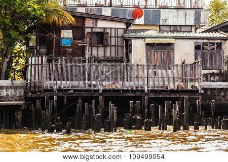 Thai Slum