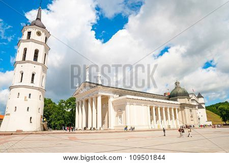 Cathedral Of St. Stanislaus, Vilnius, Lithuania