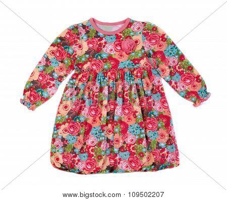 Child Color Dress