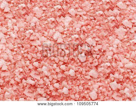 texture of natural sea salt